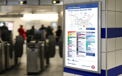 Transport for London – Information Design